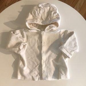 Baby Gap Unisex Hoodie Organic Cotton
